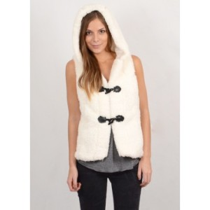 white-fuzzy-toggle-vest