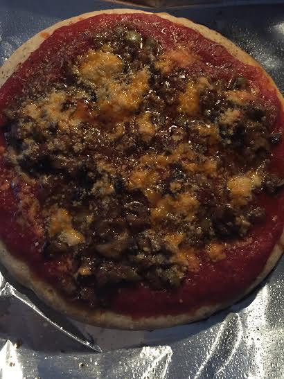 bruschettapizza